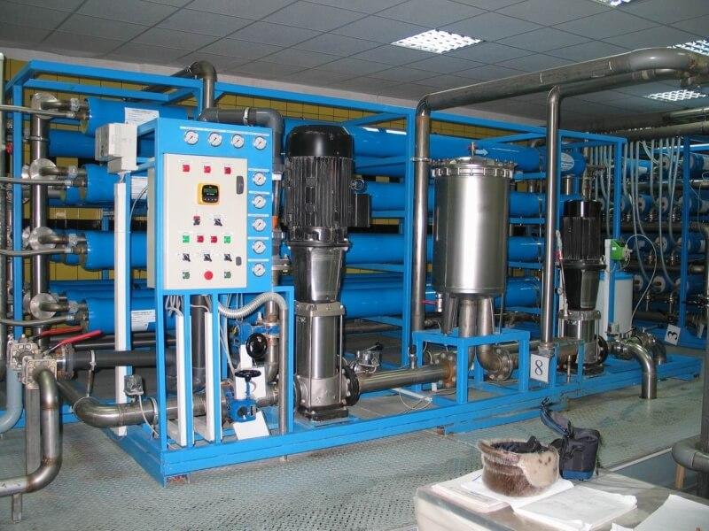 Вода в предприятиях теплоэнергетики